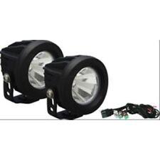 "Vision X XIL-OPR160KIT 3.7"" Round Optimus LED Fog Light, 20 Watts - 60° Beam"