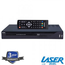 NEW Laser BLU-BD3000 Blu-ray Player HDMI RCA Multi Region 1080p DTS Dolby HD