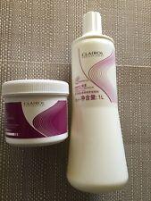 Permanent wawe hair care , Clariol Professional digital perm cream + neutralizer