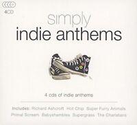Simply Indie Anthems [CD]