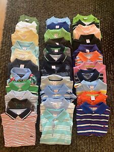 Lot of 33 Brooks Brothers Small Polo Shirts - Immaculate Shape