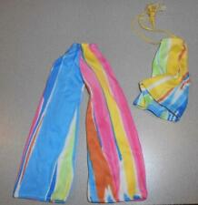"Vintage 1970's Kenner Jamie Sommers Bionic Woman Doll Outfit ""Party Pants"