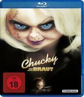 Chucky und seine Braut - Teil: 4 - Uncut [Blu-ray/FSK 18/NEU/OVP] Schockersatire