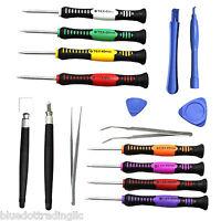 Repair Tool Kit 16 in 1 set Screwdrivers For PC PDA Mobile Phone iPhone Samsung