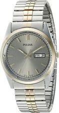 Pulsar By Seiko Men's PXF308 Expansion Band Analog Display Japanese Quartz Watch