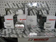 Yamaha, Yamaha FJ, FJ1200, Wiseco, K1219cc Piston Kit, 4552M07800, K12191