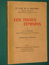 Les tissus féminins Mme L. DORESSE