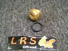Land rover Defender tdi Radiator / Thermostat Bleed Plug + O-ring ERR4686B x1