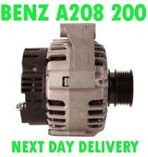 MERCEDES BENZ A208 200 2000 2001 2002 NEW FULLY REMANUFACTURED ALTERNATOR