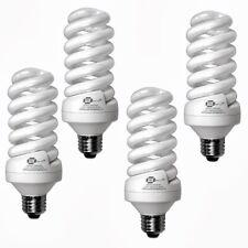 4 Pack Top Quality 40 Watt Compact Fluorescent Bulbs CFL Daylight Balance 5500k