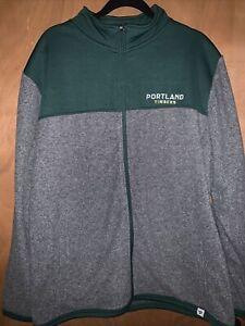 Fanatics Portland Timbers Fleece Size 2XL