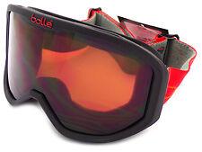 c076353a1285 BOLLE Childrens Kids 3-8yrs INUK Ski Snow Goggles Matte Black   Bronze 21759