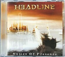 Headline-Voices Of Presence-Cd Brand New will combine s/h