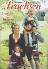 Trachten No 1, Tradition trifft Moderne, 27 Strickmodelle für die ganze Familie