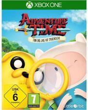 Adventure Time: Finn & Jake auf Spurensuche XBOX-One Neu & OVP
