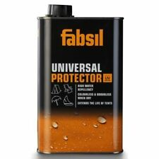Grangers Fabsil UV 5 Litre Waterproofer All Fabric Types Tent Shoes Awning