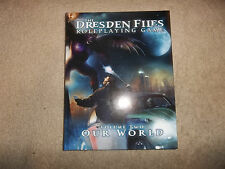 Fate RPG The Dresden Files Volume 2 Two Our World