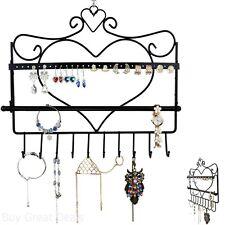 k Jewelrnizer Earrings Bracelet Holder NecklaceRack Display StWall Hooand y Orga