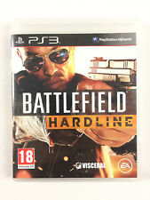 Gioco Battlefield Hardline PS3 Su Console Sony Playstation 3