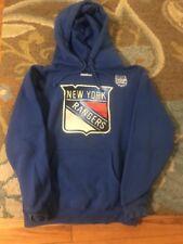 NHL Stadium Series Jacket New York Rangers Hoodie Reebok Small Winter Classic