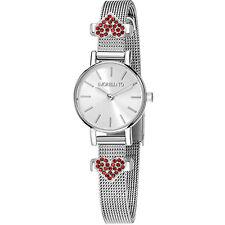 orologio donna Morellato Tesori maglia milanese cuori R0153122577 watch nuovo