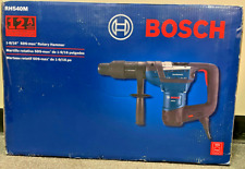 Bosch Rh540m Sds Max Variable Speed 1 916 Corded Combination Rotary Hammer