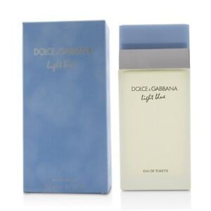 NEW Dolce & Gabbana Light Blue EDT Spray 200ml Perfume