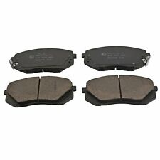 Front Brake Pad Set Fits KIA Carens Optima Rondo Sorento Spo Blue Print ADG04278