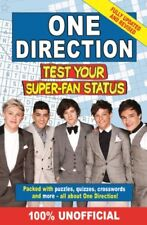 One Direction: Test Your Super-fan Status,Jim Maloney