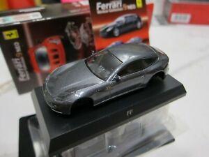 Kyosho - Ferrari Minicar Collection 9 neo - FF - Grey Scale 1/64 Mini Car E9