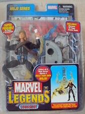 MARVEL LEGENDS SERIES 14 MOJO : LONGSHOT 2006 TOY BIZ NEUF X-MEN