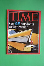 TIME rivista magazine N.45 NOVEMBER 9 1992 CAN GM SURVIVE IN TODAY'S WORLD?