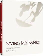 Saving Mr. Banks blu ray Steelbook  ( NEW )