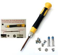 """tournevis & bottom screw set pour Macbook Air 11"""" A1370 et A1465 Screwdriver"""