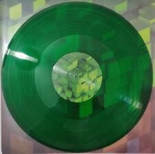 C418 Minecraft Volume Alpha LP Green Colored Vinyl Video Game Soundtrack Record
