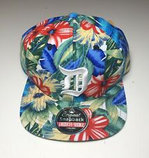 Detroit TIGERS Blockhead Snapback Hat by American Needle Authentic  BrandNew Cap