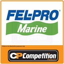 FELPRO MARINE BOTTOM END GASKET CHEV 427 454 502 GEN VI 1 PIECE REAR MAIN 17146