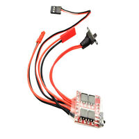 2.4G 2CH 30A Electronic Speed Controller for RC Car Boat Airplane X4 Accs