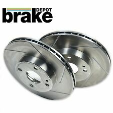 Lexus IS200 IS300 Front Sport Grooved Brake Disc Set