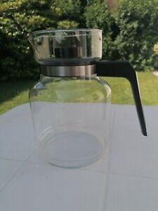 Kaffee-/Teekanne Jenaer Glas