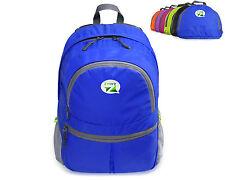 ZaiaZ  Foldable Backpack Travel Bag Outdoor Camping DayBack Rucksack Sport 25L