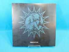 Thrice Identity Crisis Vinyl Black Marble 2010 Animal Style 1 of 100 Pressed!