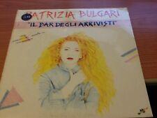 LP PATRIZIA BULGARI IL BAR DEGLI ARRIVISTI NAR APD 2892 SEALED ITALY 1992  MCZ