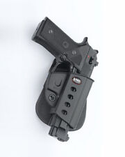 BRV RT  Fobus Rotating Paddle Holster For Taurus PT92, Beretta Vertec. 40 cal