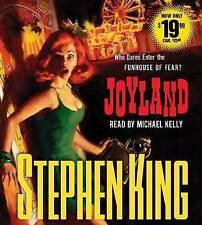 Joyland by King, Stephen CD-AUDIO