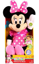 Clubhouse Fun Minnie Mouse Singing Talking Bow-tique Mickey Song & Phrases Doll