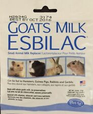 Esbilac Goat Milk Small Animal Supplement Packet Milk Replacer 3/4oz