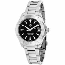 TAG Heuer Aquaracer Silver Case Wristwatches
