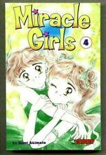 Miracle Girls Volume 4 / Tokyopop / Nami Akimoto GN/TPB ..nm-