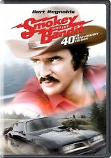 Smokey and the Bandit (DVD, 2017, 2-Disc Set, 40th Anniversary Edition) - NEW!!